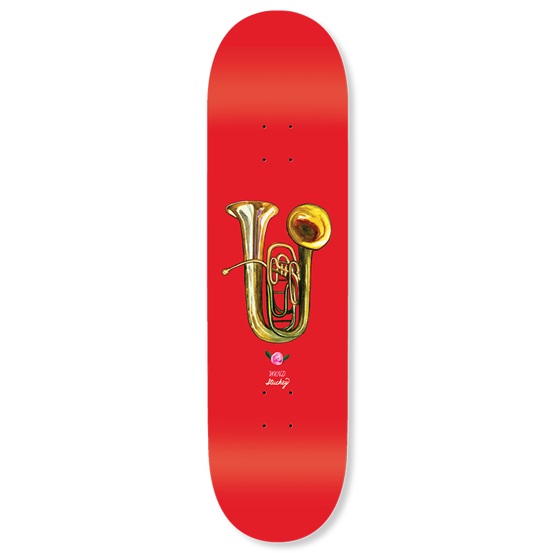 WKND Horn Stuckey Skateboard Deck 8.25