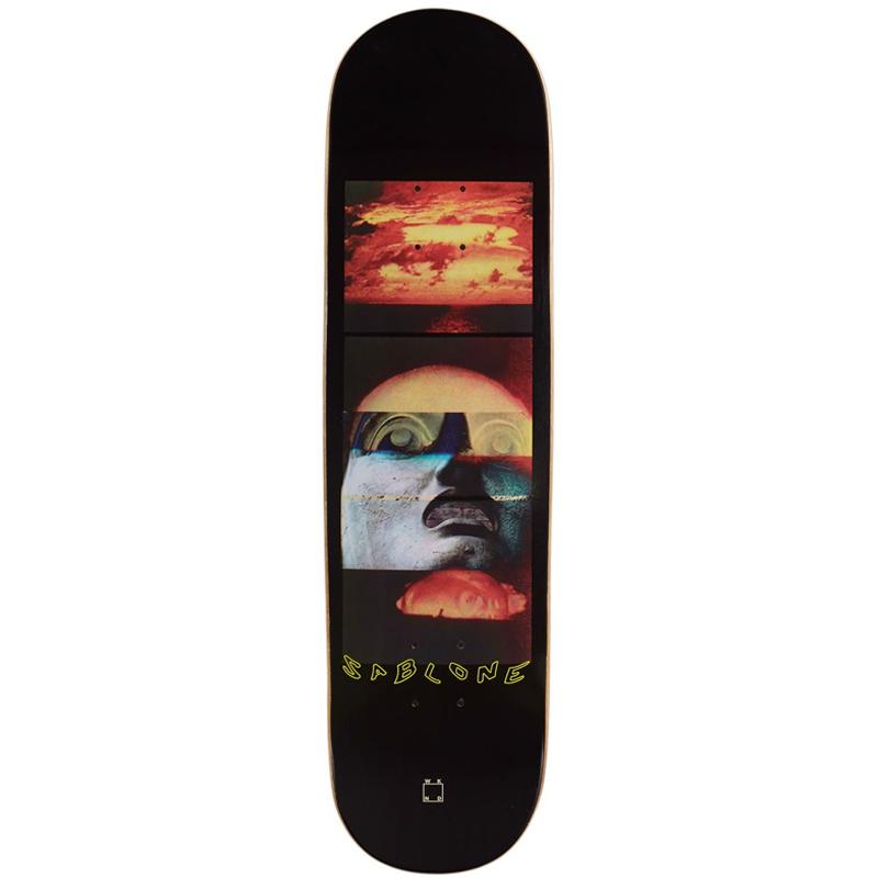WKND Hot Head Alexis Sablone Skateboard Deck 8.25