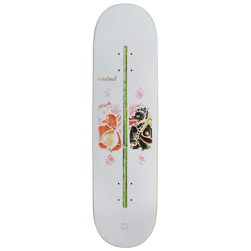 WKND Knave Christian Maalouf Skateboard Deck 8.38
