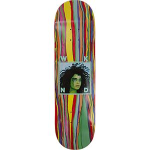 WKND LB Babe Skateboard Deck Multi 8.38