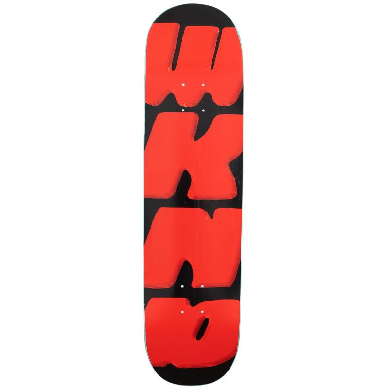WKND Look Out WKND Skateboard Deck Black 8.25