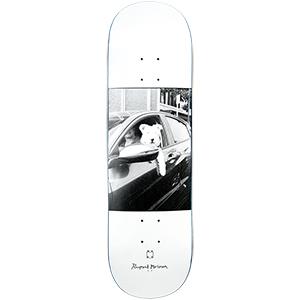 WKND Molinar Doggystyle Skateboard Deck White 8.0