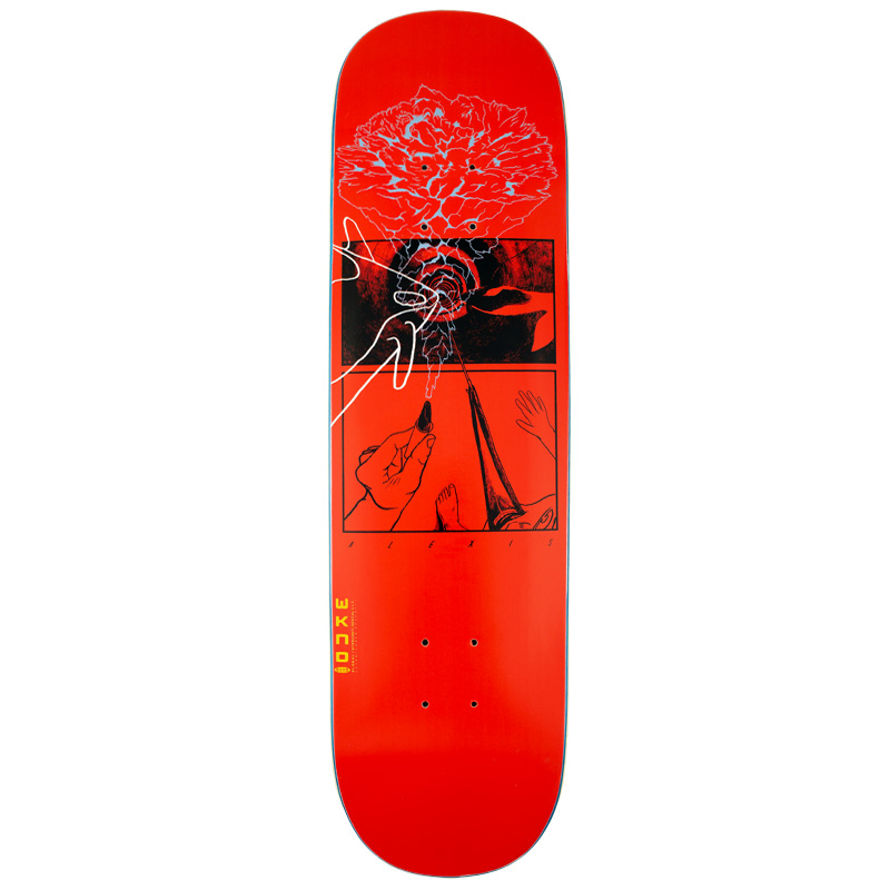 WKND Sablone Dreams And Nightmares Deadly Things Skateboard Deck 8.25