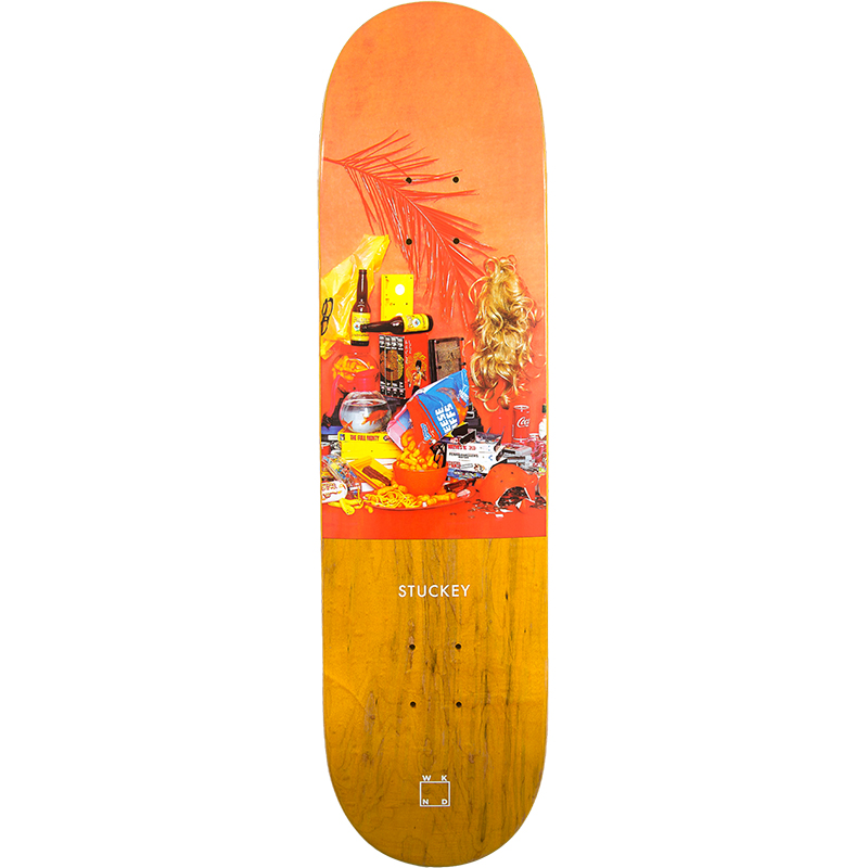 WKND Still Life Stuckey Skateboard Deck 8.1