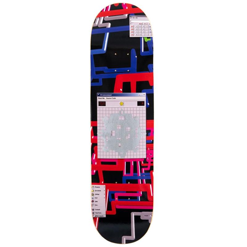 WKND Tom K Mine Sweeper Skateboard Deck 8.0