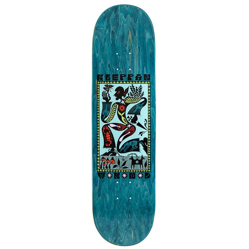WKND Troll Karsten Kleppan Skateboard Deck 8.0