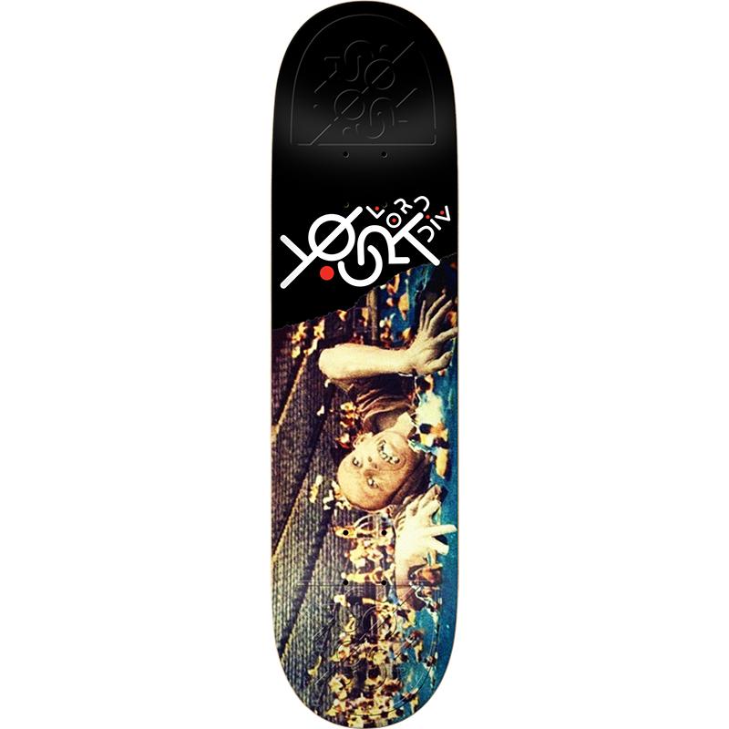 Yogrt Lord Div 2 Skateboard Deck 8.5