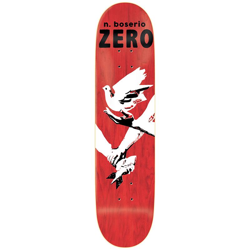Zero Boserio Propaganda R7 Skateboard Deck 8.375