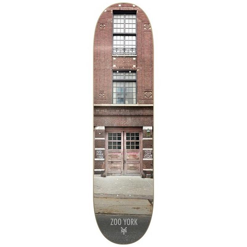 Zoo York Palazzo Chupi Skateboard Deck 8.25