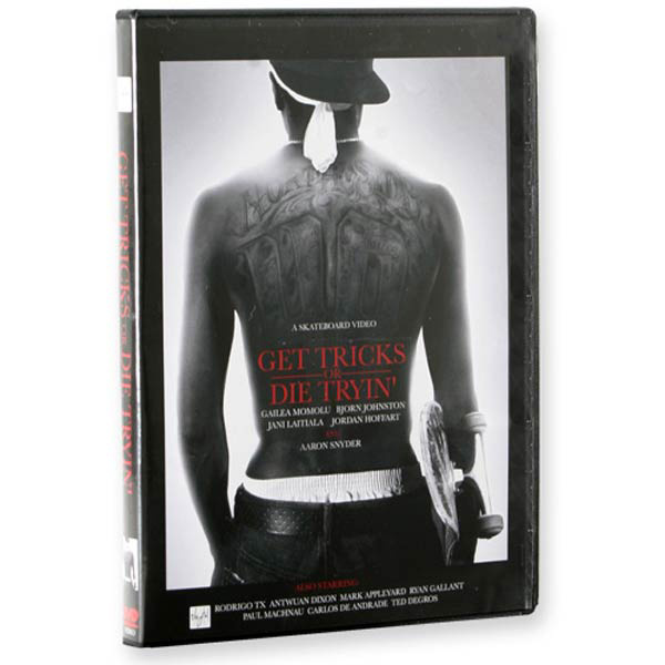 Get Tricks Die Tryin Dvd