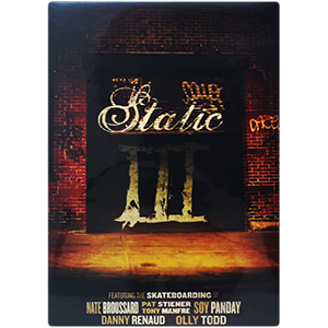 Theories Static III DVD