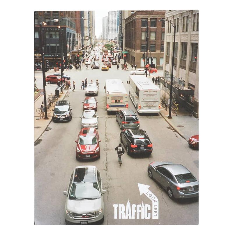 Traffic Look Left Dvd