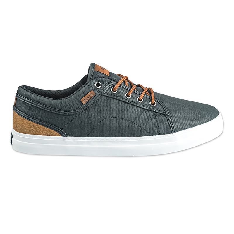 DVS Aversa Black/Brown Canvas