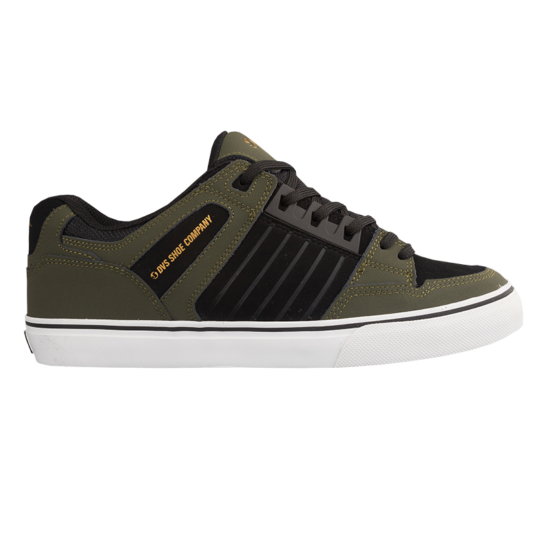 DVS Celsius CT Deegan Military Olive/Black Nubuck
