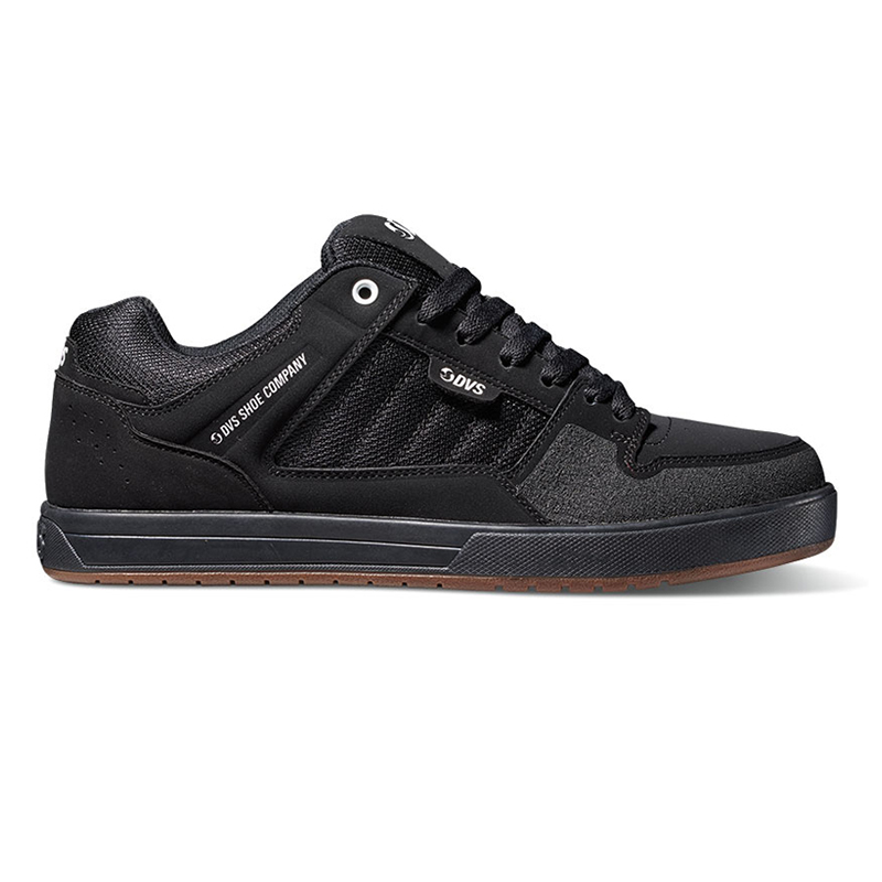 DVS Portal Plus Black Nubuck