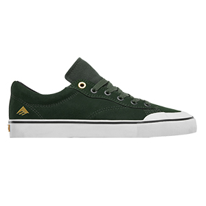 Emerica Indicator Low X Maatman Green/White