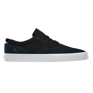 Emerica Provost Slim Vulc Blue/Black/White