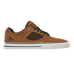 Emerica Reynolds 3 G6 Vulc Tan/Brown