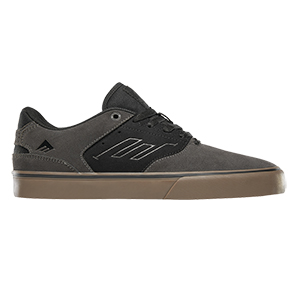 Emerica Reynolds Low Vulc Dark Grey/Black/Gum