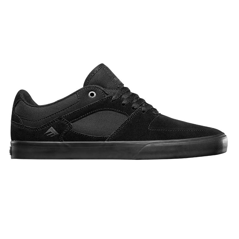Emerica The Hsu Low Vulc Black/Black