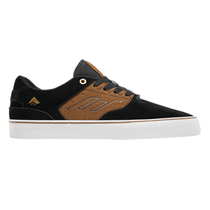 Emerica Reynolds Low Vulc Black/Tan