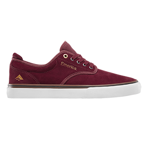 Emerica Wino G6 Burgundy/White