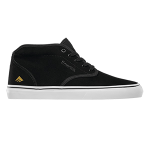 Emerica Wino G6 Mid Black/White/Gold