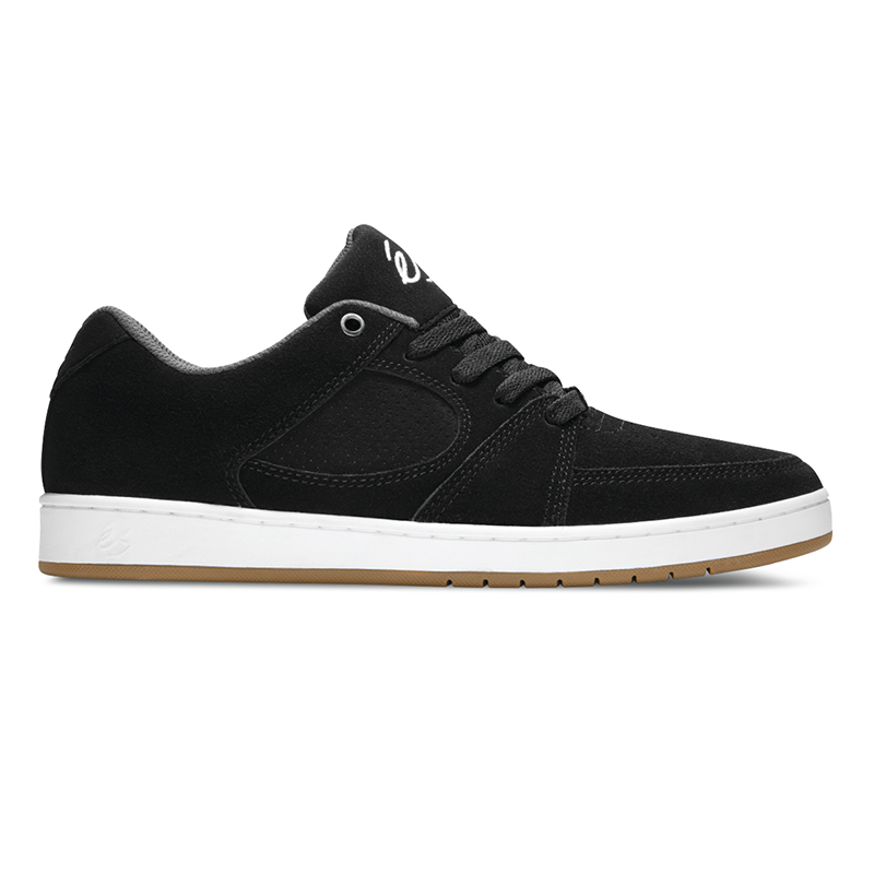 éS Accel Slim Black/White