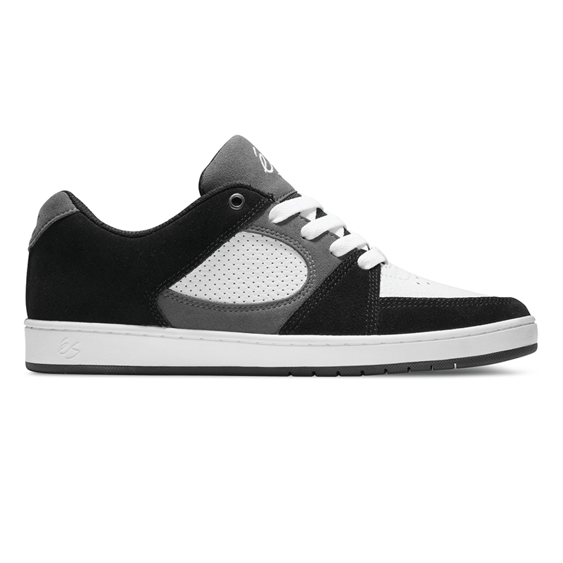 éS Accel Slim Black/White/Grey