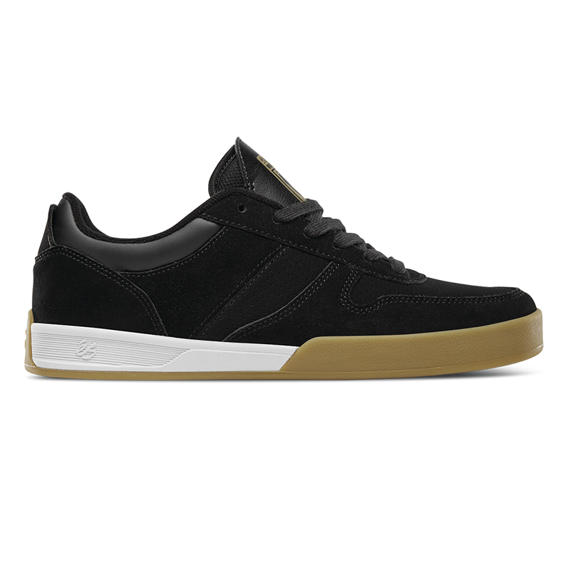 éS Contract Black/Gum