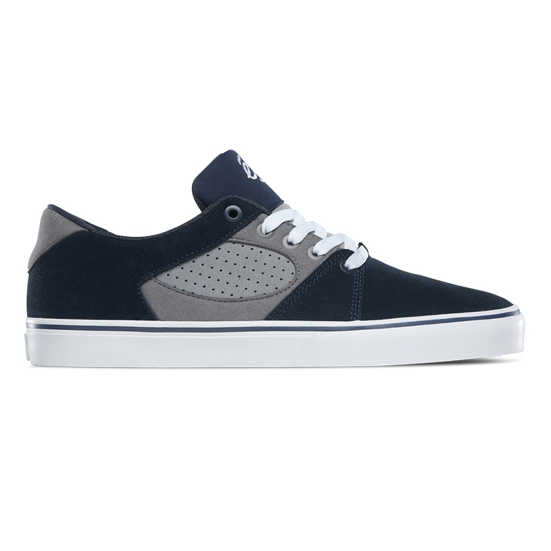 éS Square Three Navy/Grey