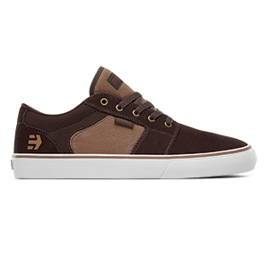 Etnies Barge Ls Brown/Tan