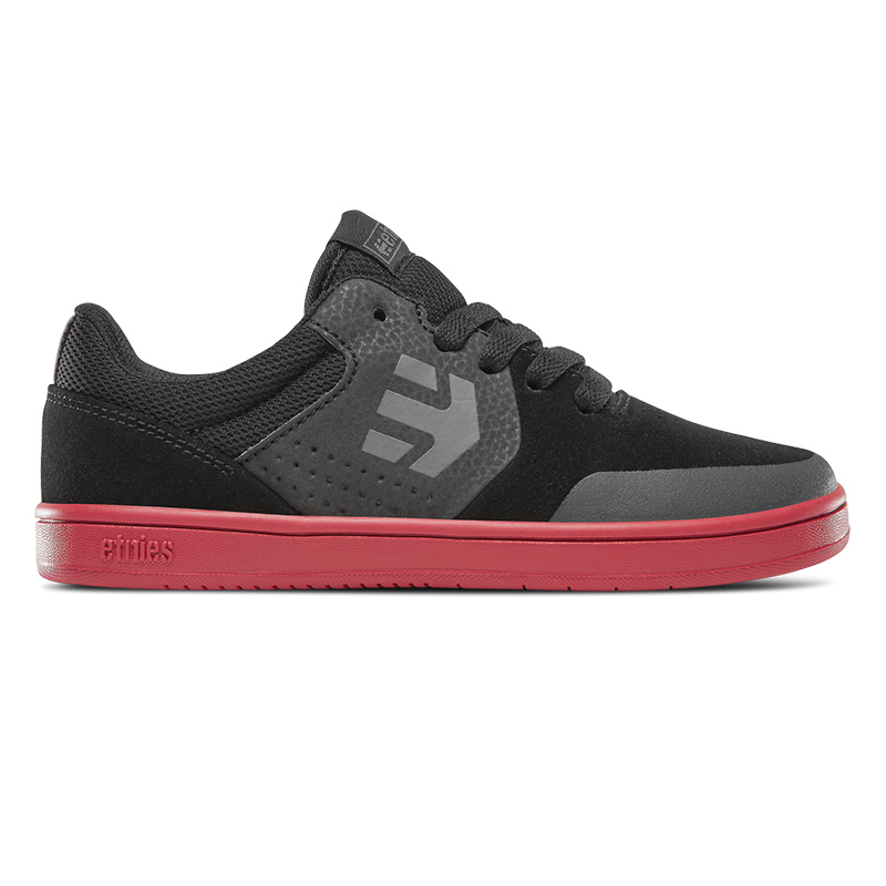 Etnies Kids Marana Black/Black/Red