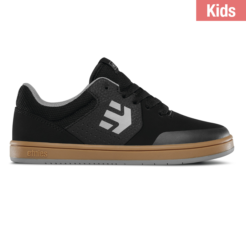 Etnies Kids Marana Black/Gum/Grey