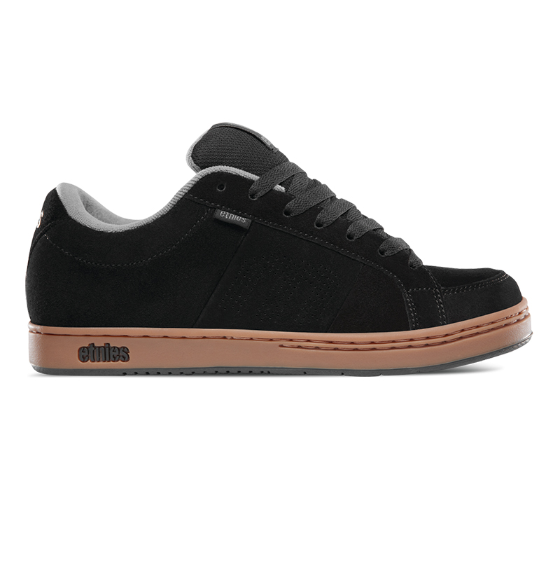 Etnies Kingpin Black/Gum/Dark Grey