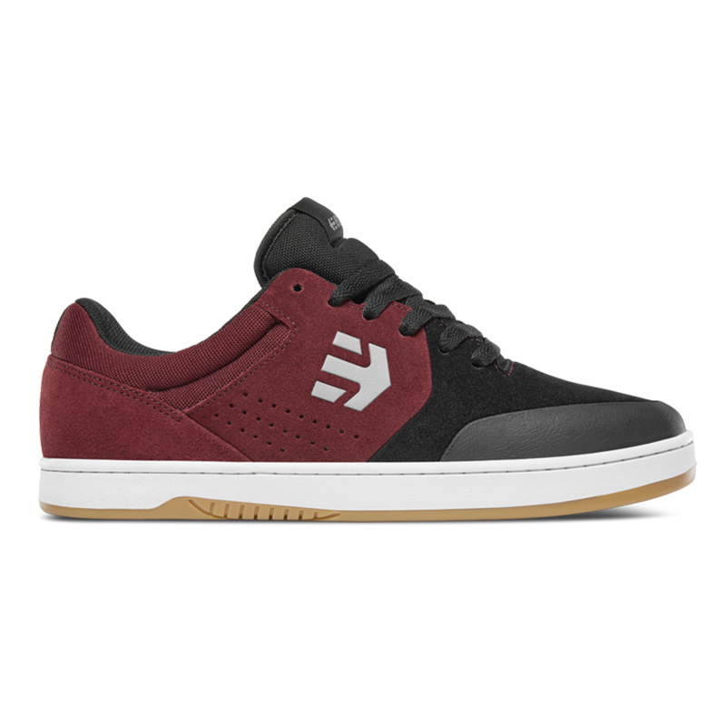 Etnies Marana Black/Dark Grey/Red