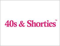 40s & Shorties logo