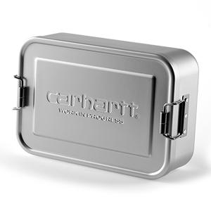 Carhartt Aluminium Lunch Box Silver