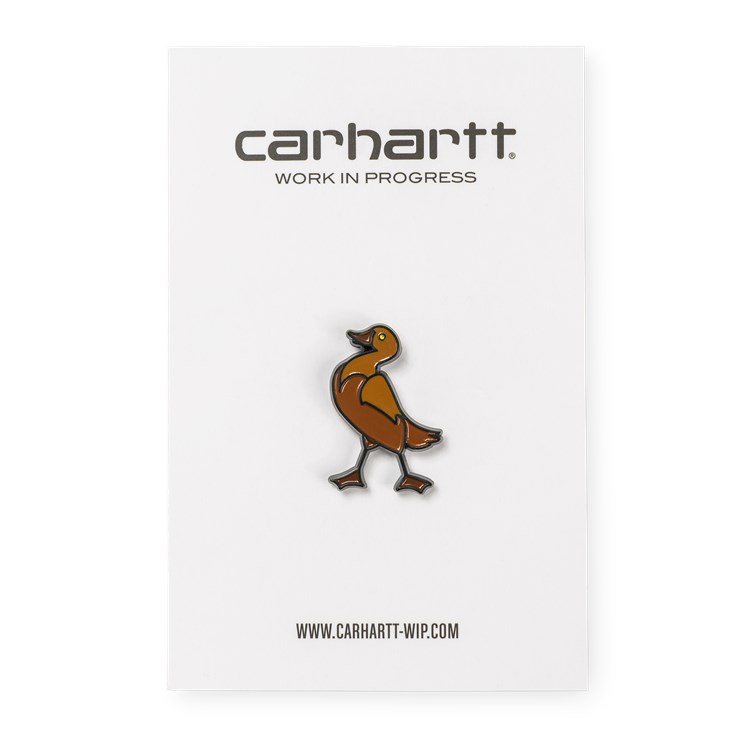 Carhartt Madison Duck Pin Brown