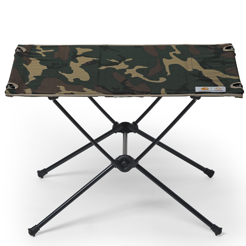 Carhartt WIP Valiant 4 Table One Camo Laurel/Black/Air Force Grey/Leather