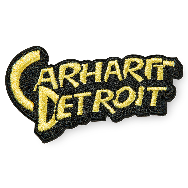 Carhartt Woven Patch Docter Detroit