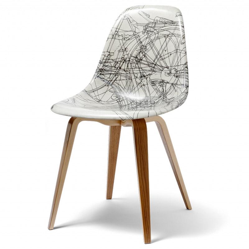 Chocolate Modernica Hecox Chair