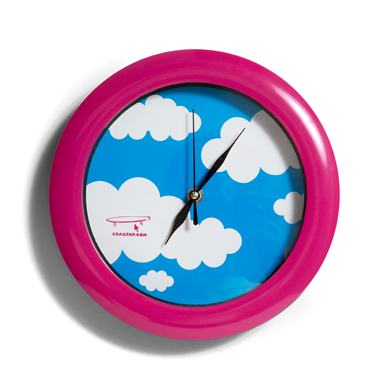 Crailtap Cloud Wall Clock