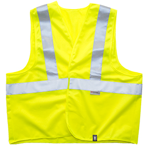 Girl Cory Kennedy Safety Vest Safety Yellow
