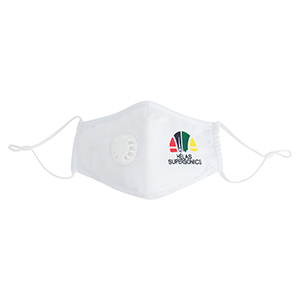 Helas Supersonics Mask White