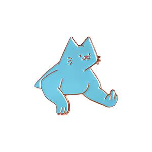 Leon Karssen Blue Boi Pin Pin