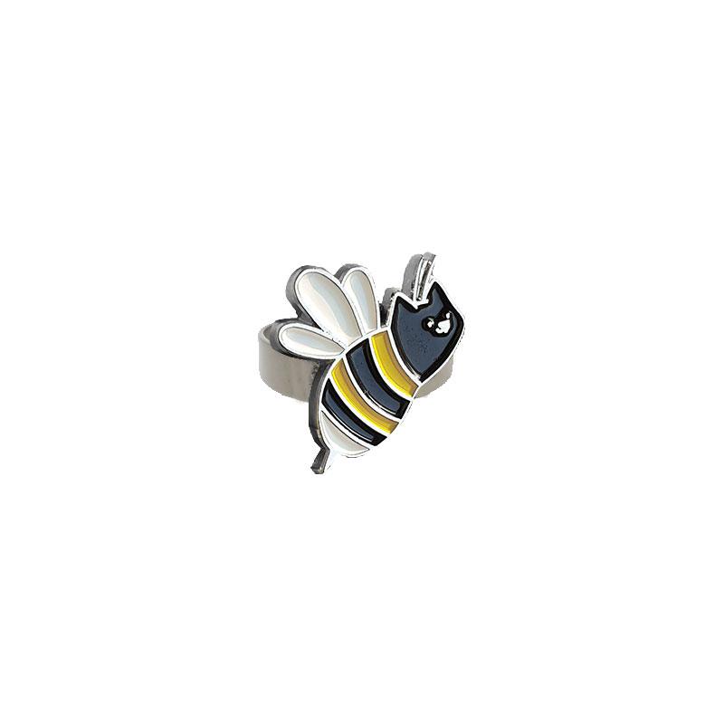 Leon Karssen Brumble Ring Black/Yellow