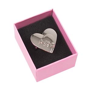 Leon Karssen Skeart Silver Ring