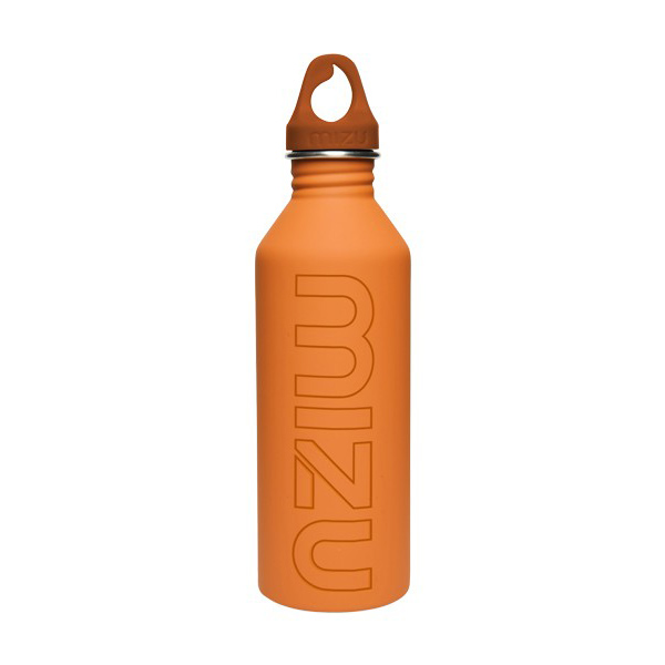 Mizu Waterbottle M8 ST Orange/Orange