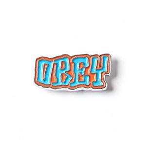 Obey Obey Better Days Pins Blue/orange